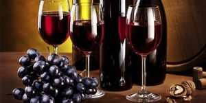 Сироп на красном вине
