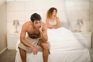 преждевременная эякуляция причины
