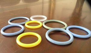 силиконовых колец