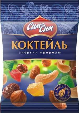 Орехово-фруктовая смесь