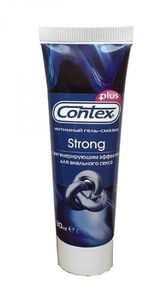 Гель «Contex Plus Strong».