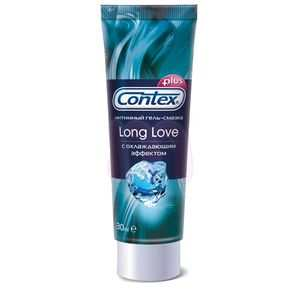 Гель «Contex long love»