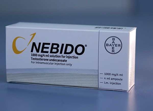 препараты тестостерона в урологии