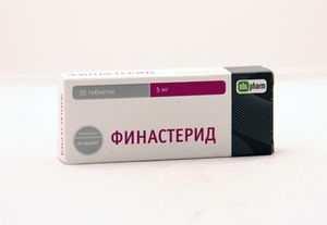 как принимать финастерид