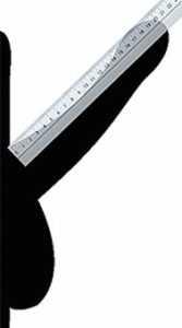 Правильное измерение длины члена