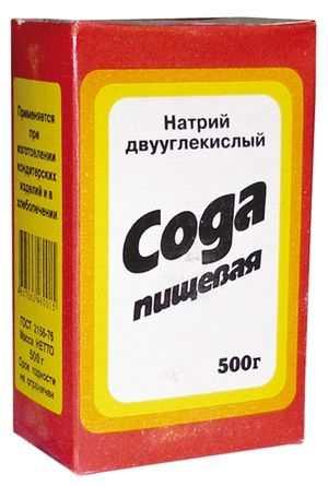 Пищевая сода для увеличения члена