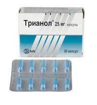 Трианол для лечения аденомы простаты