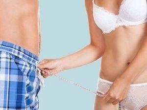 Влияние размера члена на ощущения девушки