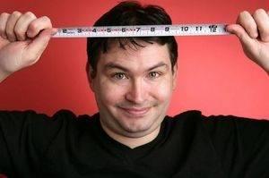 Джон Фалькон - обладатель самого большого пениса в мире