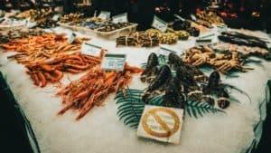 морепродукты для качества спермы